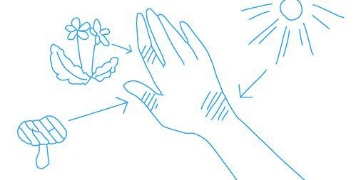 接触皮膚炎の症状・原因・治療法|clila疾患情報 | clila(クリラ ...